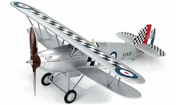 Fury Mk.I Model, RAF, No. 43 Squadron - Hobby Master HA8001 - click to enlarge