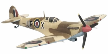 Spitfire Mk.Vb Model, RAF, 601 Sqn., Sicily - Dragon Wings 50129 - click to enlarge