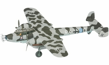 Do 215 B-5 (Do 17) Model, Luftwaffe, Stab II./NJG 2 - Corgi AA38802 - click to enlarge