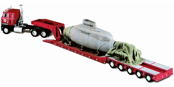 International Transtar with Trailer & Submarine - Corgi US51402 - click to enlarge