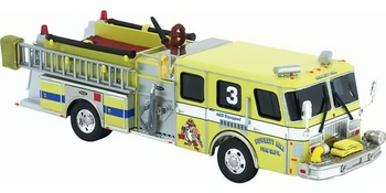 E-One Side Mount Pumper, Howlett Hill Fire Dept. - Corgi US52210 - click to enlarge