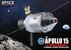 Apollo 15 Command & Service Module Model - Dragon Wings 50397