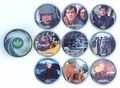 Tomorrow Never Dies Heinken Tin Coaster Set