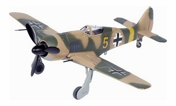 Fw 190 A-4 Model, Luftwaffe, Josef Jennewein - Dragon Wings 50323 - click to enlarge