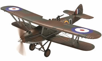 Hawker Audax Model, RAF, No. 28 Squadron - Corgi AA39603 - click to enlarge