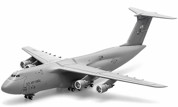 C-5B Galaxy Model, USAF, 436th Airlift Wing - Dragon Wings 56267 - click to enlarge