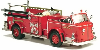 ALF 700 Pumper Model, Washington, D.C. Fire Dept. - Corgi US53506 - click to enlarge