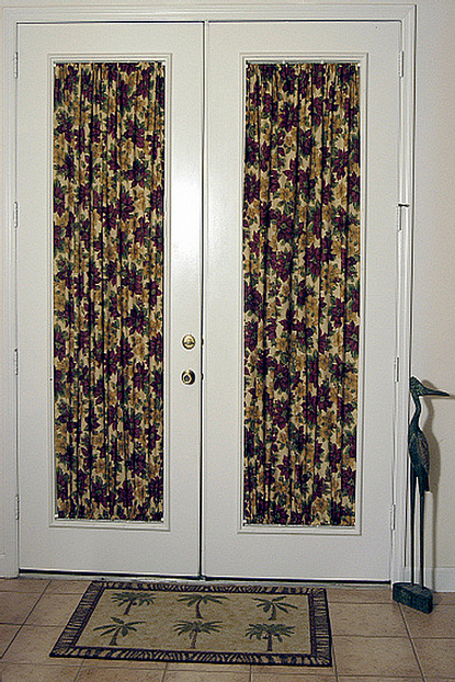 French door (door panel curtains) Christmas Prints selection & door (door panel curtains) Christmas Prints selection