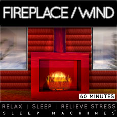 Fireplace/Wind CD