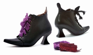 "3"" Witch Shoe * 301-ABIGAIL"