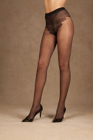 French Cut Pantyhose * 1715Q
