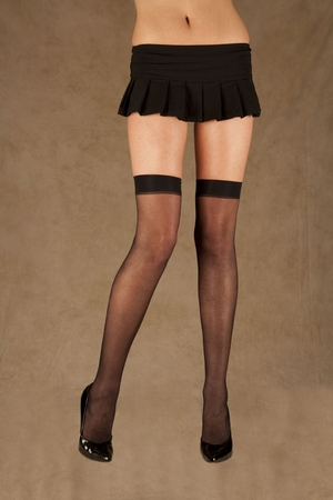 Sheer Thigh Hi * 1728Q