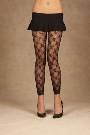 Lace Leggings * 1764Q