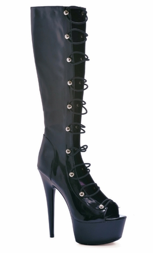 "6"" Knee High Boot * 609-TYRA"