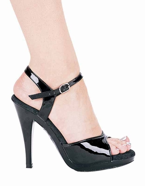 "4 1/2"" Spike Prom Shoes * 421-JULIET"