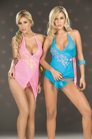 Babydoll With Matching Panty * 7013