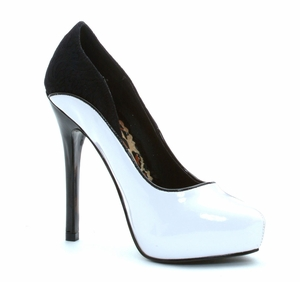 "5"" Close Toe Pump * BP517-DIXIE"