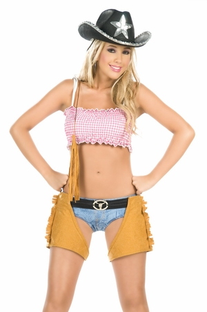 Cow Girl Costume * 6034