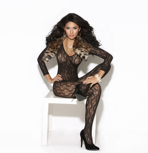 Lace Bodystocking * 8503