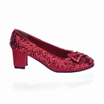 Sequins Dorothy Shoes * DOROTHY-01