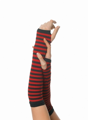 Striped Arm Warmers * 2017