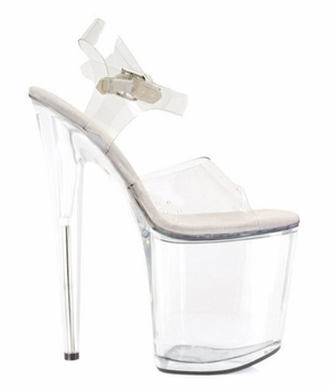 "8"" Heel Sandal * 850-BROOK"