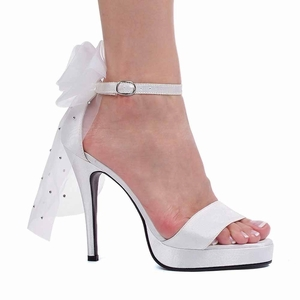 "4 1/2"" Wedding Bride Sandal * 451-BRIDE"