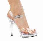 "5"" Fitness Model Heels * M-BROOK"