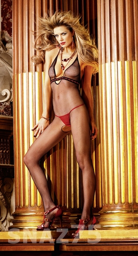 Halter Bodystocking * 437