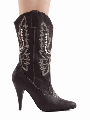 "4"" Heel Ankle Boot * 418-COWGIRL"
