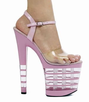 "8"" Pointed Stiletto Mule * 821-STACK"