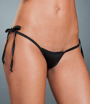 Tie Side Thong * 1058
