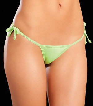 Tie Side Thong * 1059