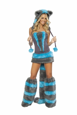 Chester Pussy Cat Costume* 80056-SET