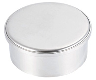 "Woodbury Pewter 3"" Engravable Box"