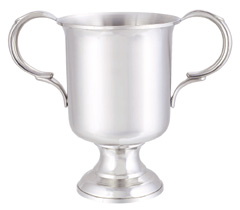 Woodbury Pewter Trophy Cup Small