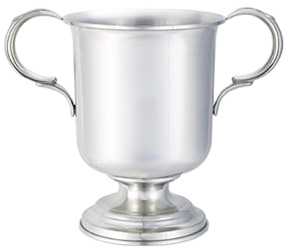 Woodbury Pewter Trophy Cup Large / 9""