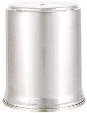 Woodbury Pewter Trophy Base / 6.0d X 7.12t
