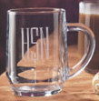Engravable Glassware Hearthside Coffee Mug