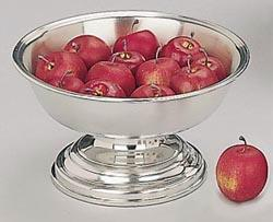 Woodbury Boardman Pewter Compote