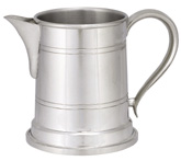 Woodbury Pewter Creamer-Pitcher