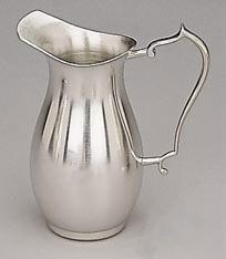 Woodbury Pewter Tulip Pitcher