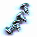BULK WICK SCREWS (1 POUND / APPROX 1000 PIECES)