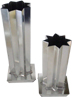 8 POINT STAR TAPER CANDLE MOLDS