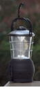 12 LED Hand Wind Dynamo Crank Camping Lantern with Compass