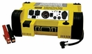 450-Amp AC/DC Portable Power Station with Built-In Air Compressor