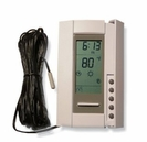 Programmable Radiant Under Floor Heating Thermostat w/ GFCI