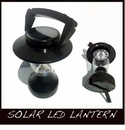 Solar Powered 12 LED Lantern