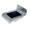 16 LED Wireless Solar Powered Motion Sensor Outdoor Light - Weatherproof, No Batteries