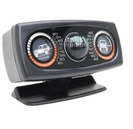 Auto / Truck Dash Clinometer with Compass